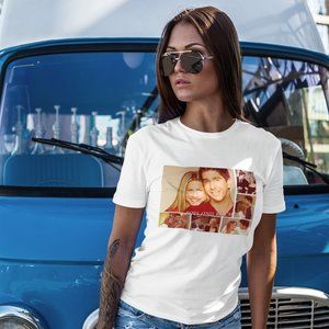 Ross + Rachel (Friends TV Show) T-Shirt